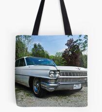 When Cars Were Cars - 1964 Cadillac Tote Bag