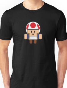 Super Droid Bros. Toad Unisex T-Shirt