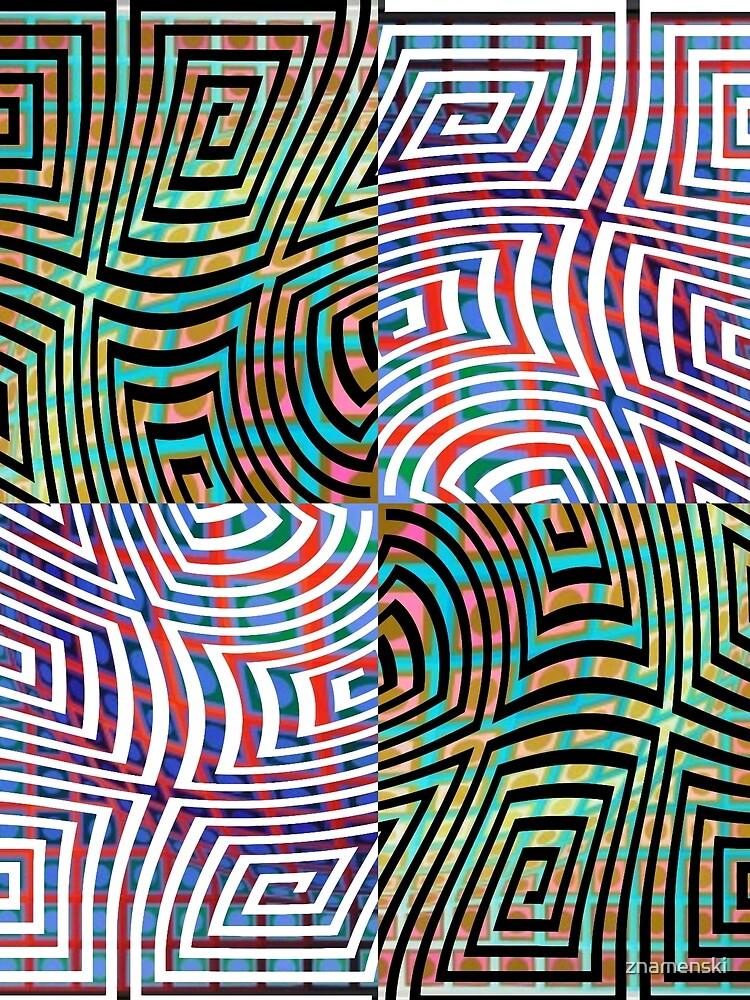Hypnotic Lines by znamenski