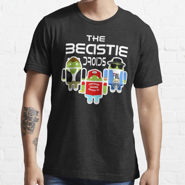 THE BEASTIE DROIDS Essential T-Shirt