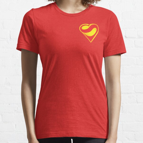 Heart of a Superhero Essential T-Shirt