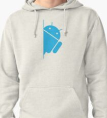 Think with Droids Pullover Hoodie