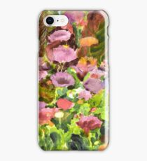 Garden Close-Up 3 iPhone Case/Skin
