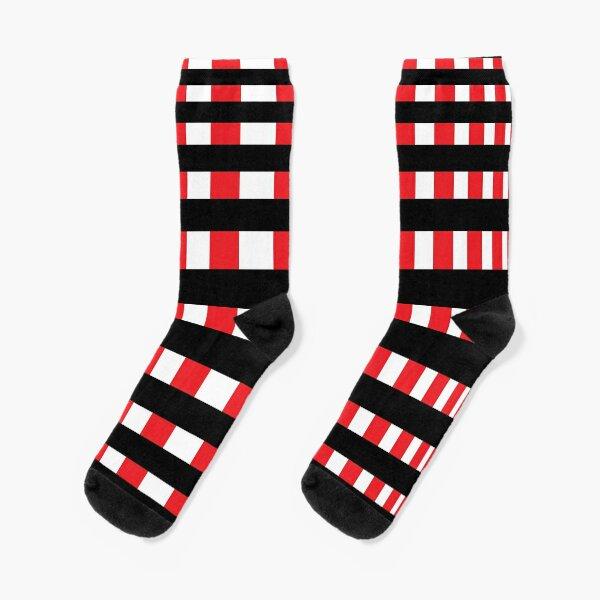 Hypnotic Lines Socks