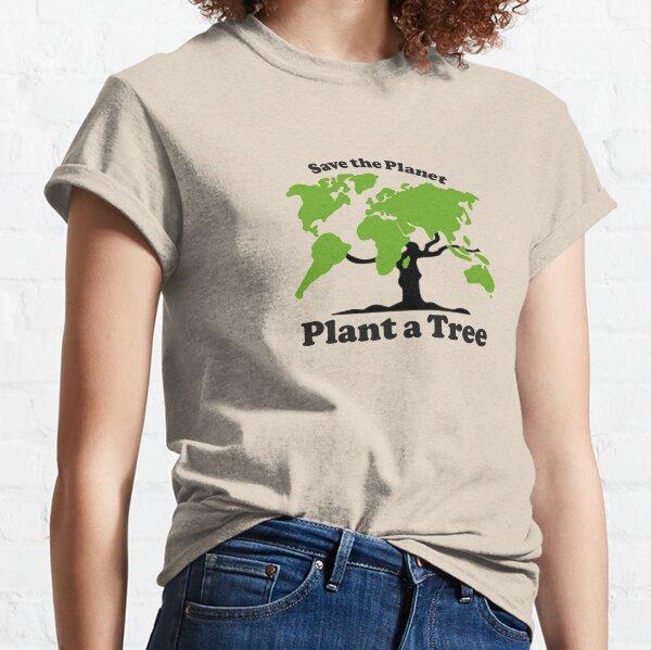 Plant a Tree Classic T-Shirt