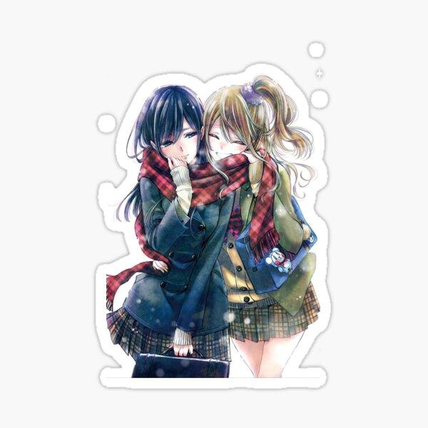 Let it snow ~ Sticker