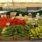 Veggies for Sale. by Lee d'Entremont