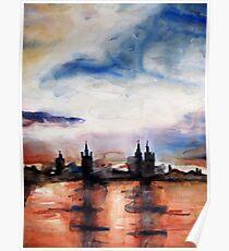 Rhine Poster