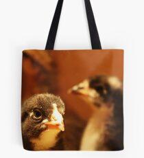 Chicken CSI Tote Bag
