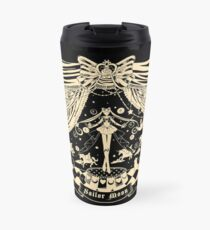 Moonlight Circus - Black Travel Mug