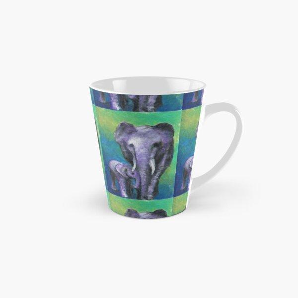 purple elephants Tall Mug