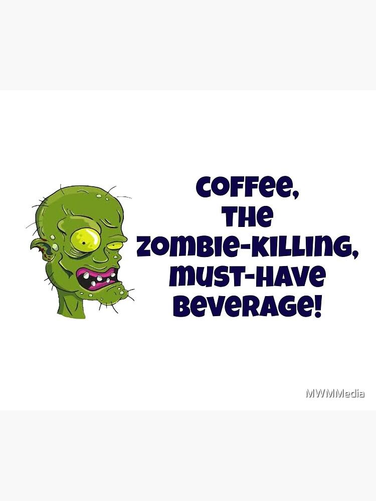 AAAAHHHHH Zombies! by MWMMedia