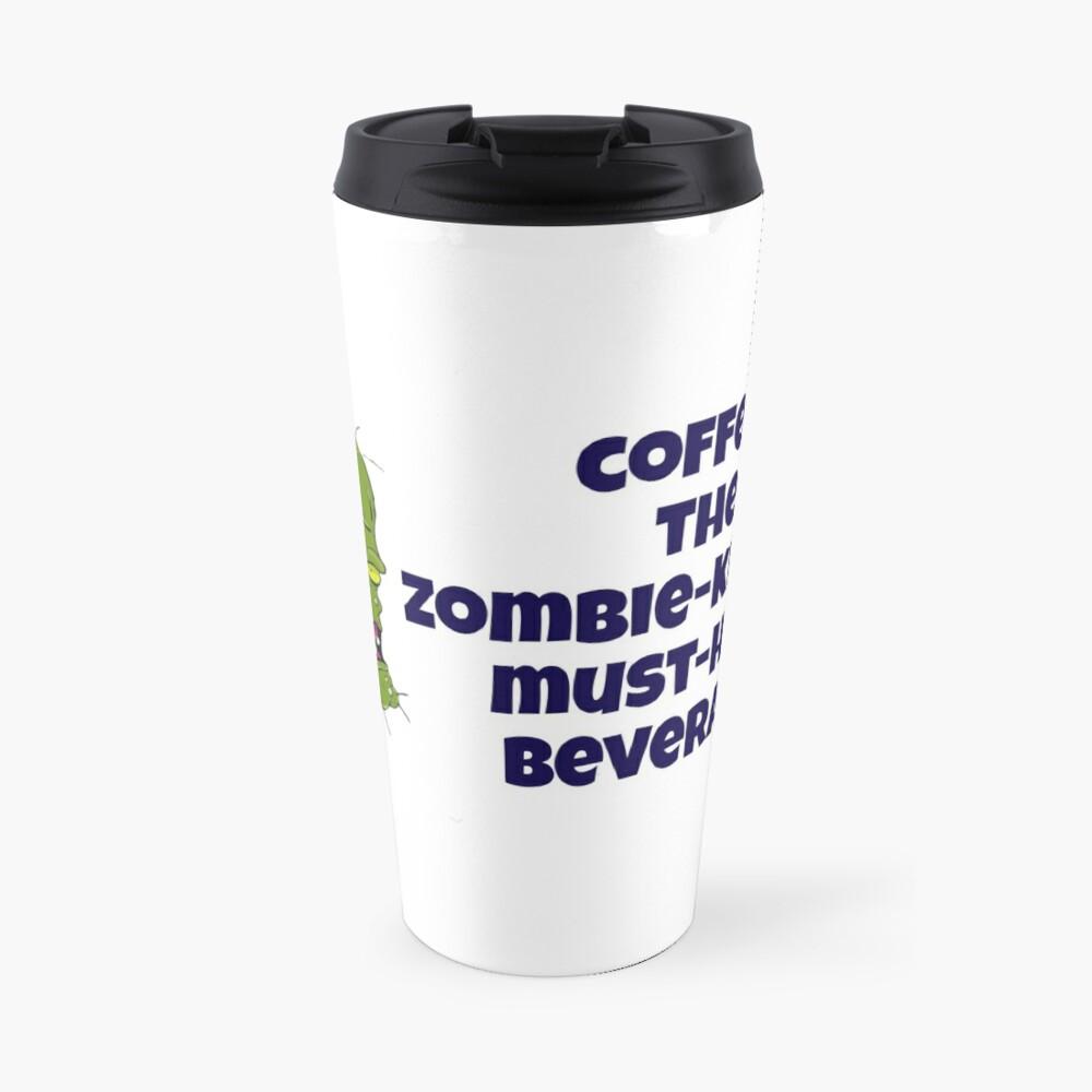 AAAAHHHHH Zombies! Travel Mug