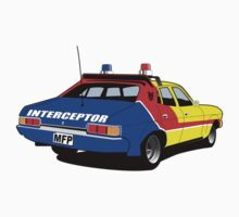 Mad Max's Interceptor