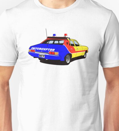 Mad Max's Interceptor Unisex T-Shirt