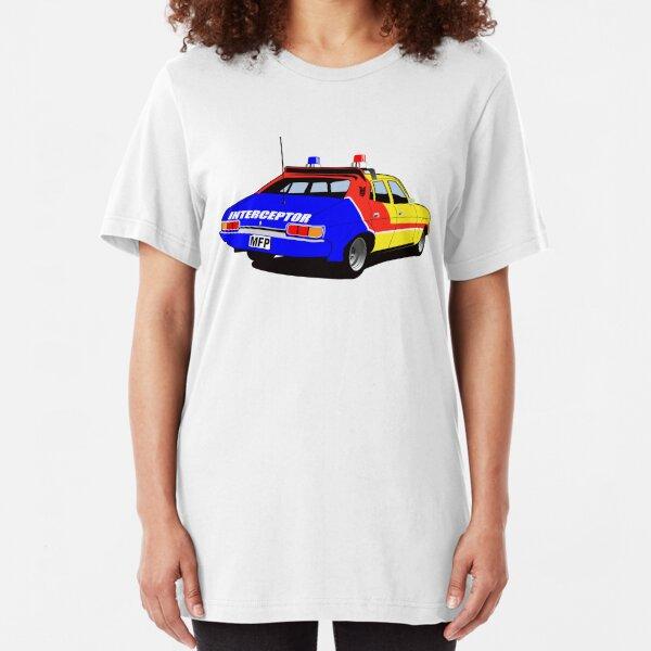 Mad Max's Interceptor Slim Fit T-Shirt