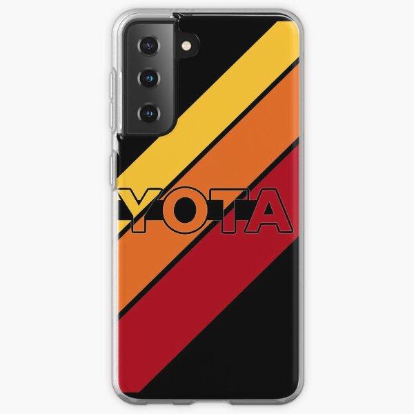Yota Stripes retro style Samsung Galaxy Soft Case
