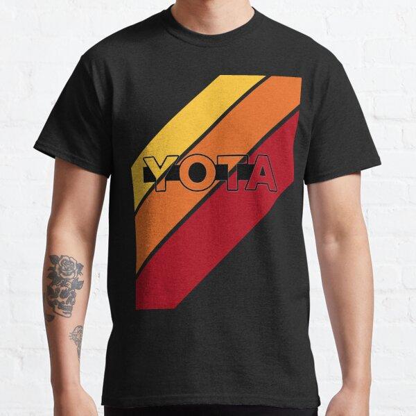 Yota Stripes retro style Classic T-Shirt