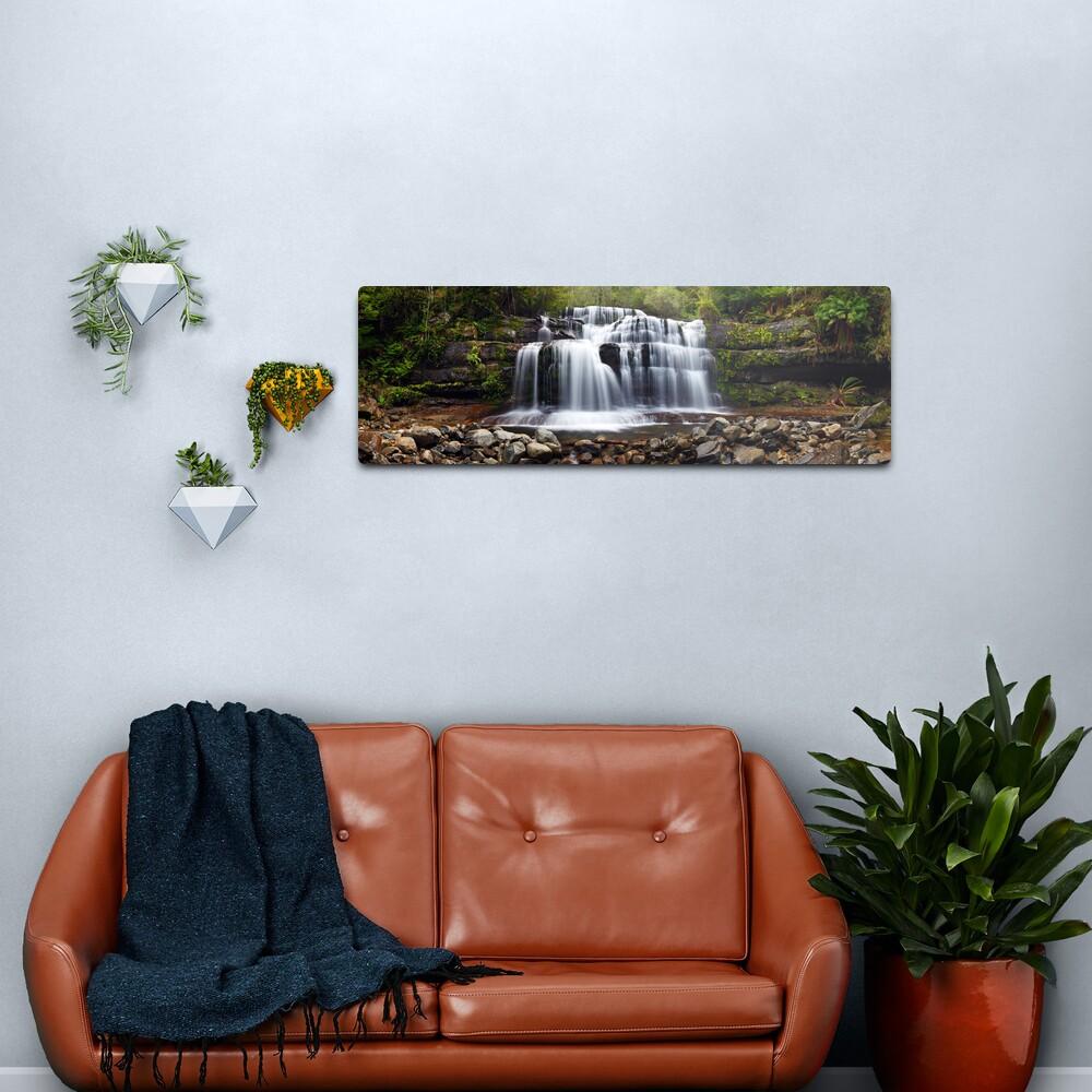 Liffey Falls, Great Western Tiers, Tasmania Metal Print