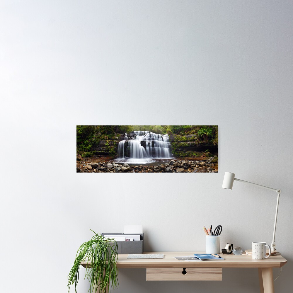 Liffey Falls, Great Western Tiers, Tasmania Poster