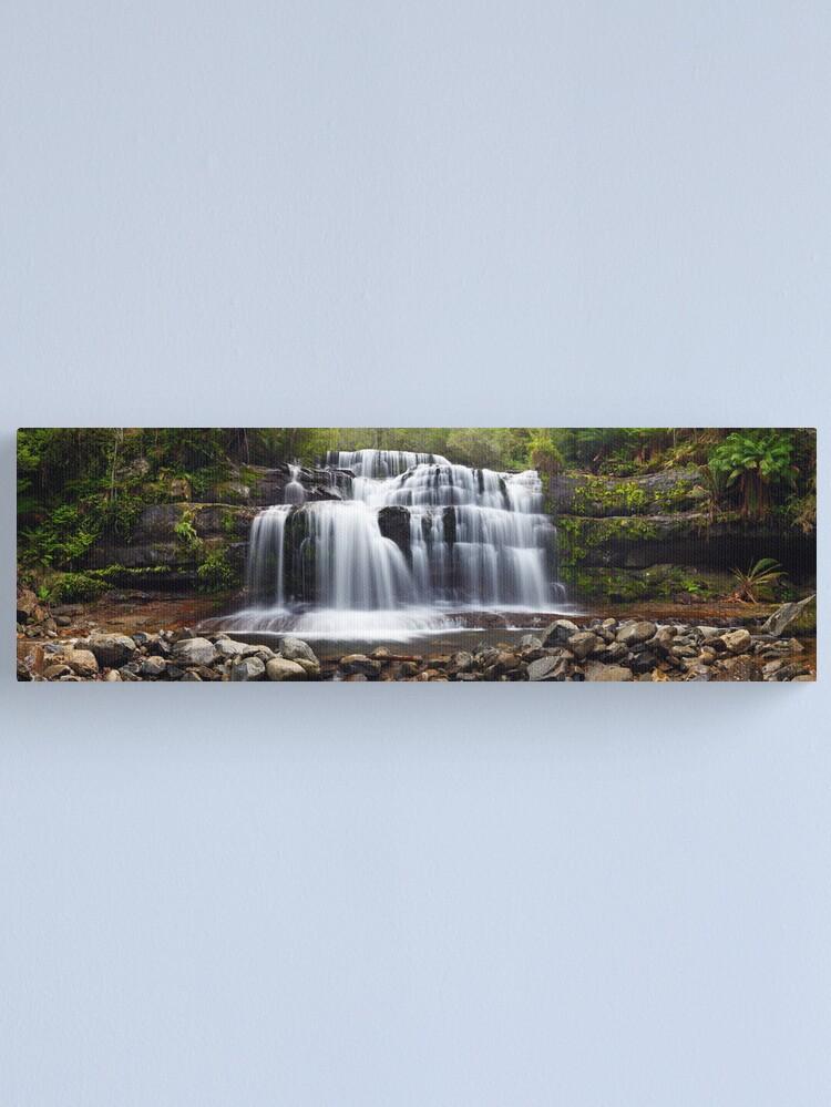 Alternate view of Liffey Falls, Great Western Tiers, Tasmania Canvas Print