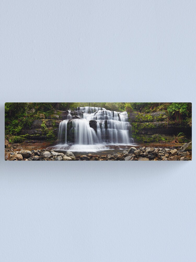 Alternate view of Liffey Falls, Great Western Tiers, Tasmania Canvas Print