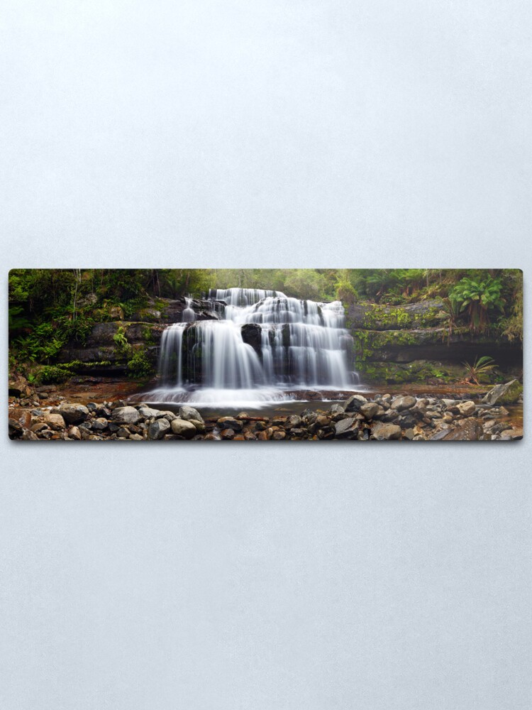 Alternate view of Liffey Falls, Great Western Tiers, Tasmania Metal Print