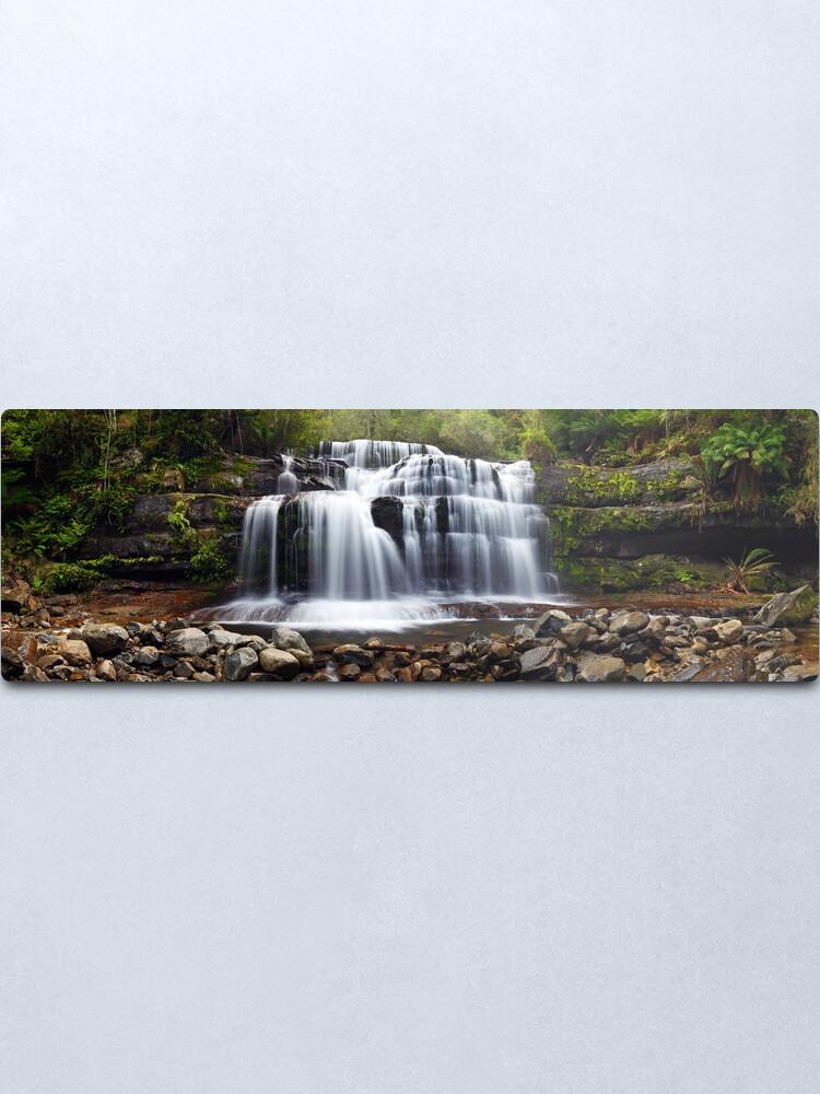 Alternate view of Liffey Falls, Great Western Tiers, Tasmania Metal Print