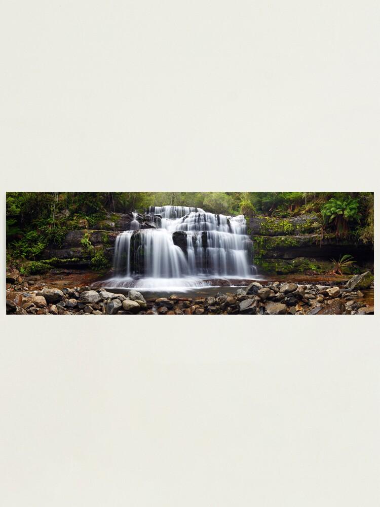 Alternate view of Liffey Falls, Great Western Tiers, Tasmania Photographic Print