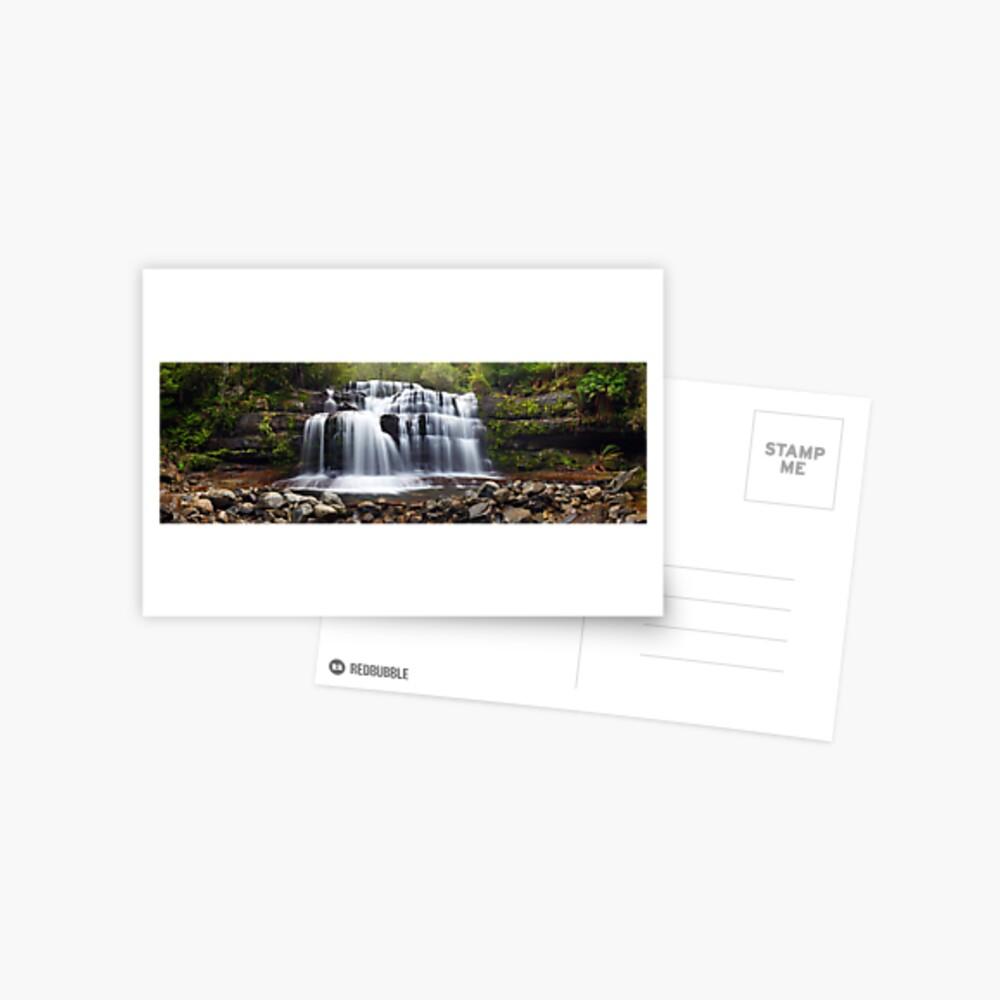 Liffey Falls, Great Western Tiers, Tasmania Postcard