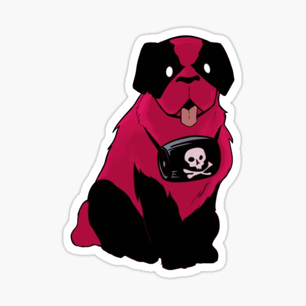 Sweet Boy Sticker