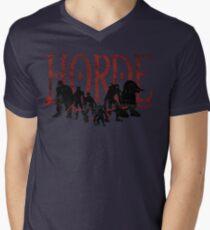 Horde Men's V-Neck T-Shirt