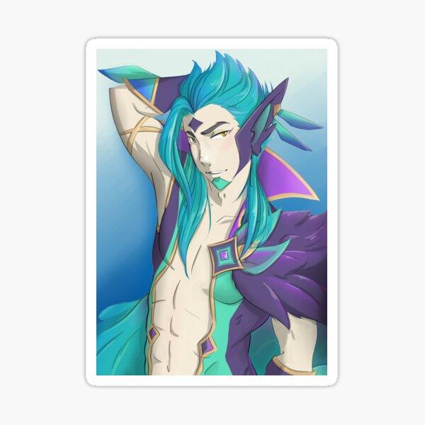 Rakan guardian estelar Pegatina