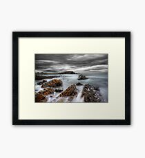 Crescent Head, Mid North Coast, NSW Framed Print