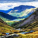 Kirkstone Pass Cumbria by Paul Thompson Photography