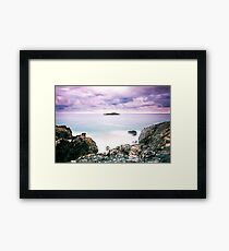 Coffs Harbour Sunset Framed Print
