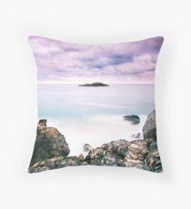 Coffs Harbour Sunset Throw Pillow