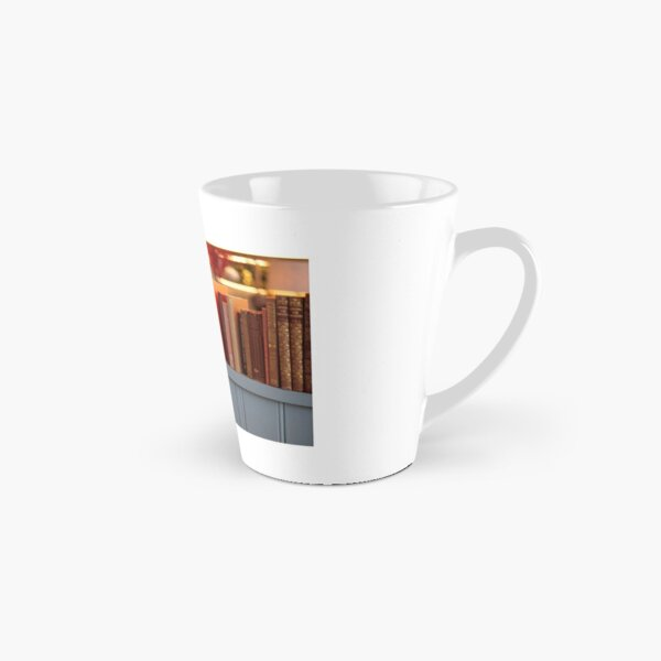Read good books and it will change your life Tall Mug