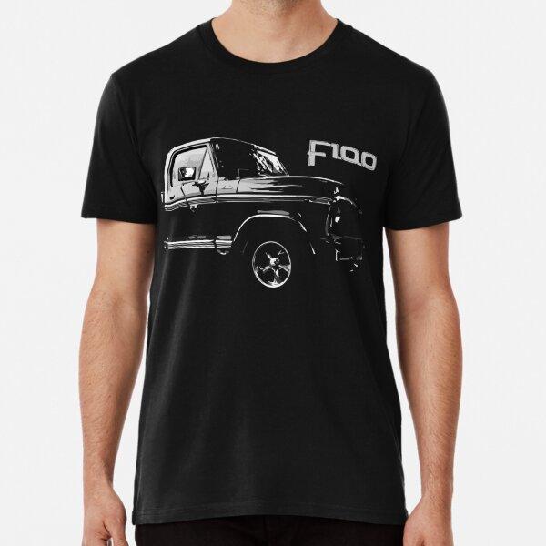 Ford F100 Ranger Vintage Truck Premium T-Shirt