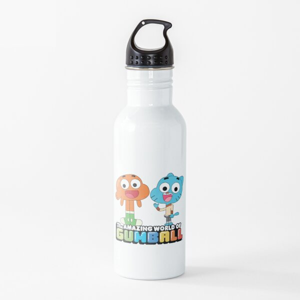 Gumball and Darwin Greet the fans Water Bottle