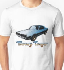 67 Mercury Cougar Slim Fit T-Shirt