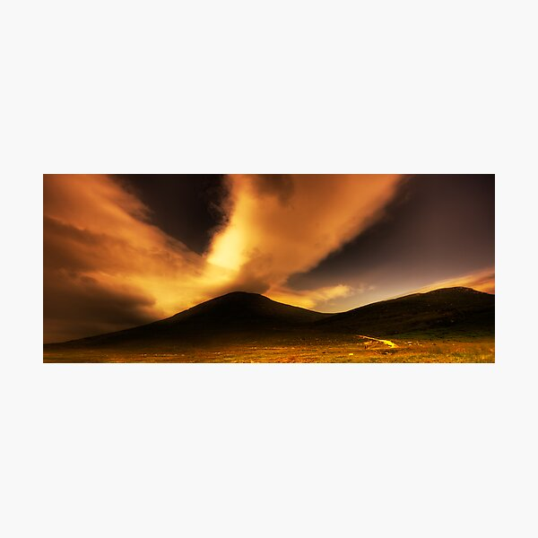 The Mourne Mountains Photographic Print