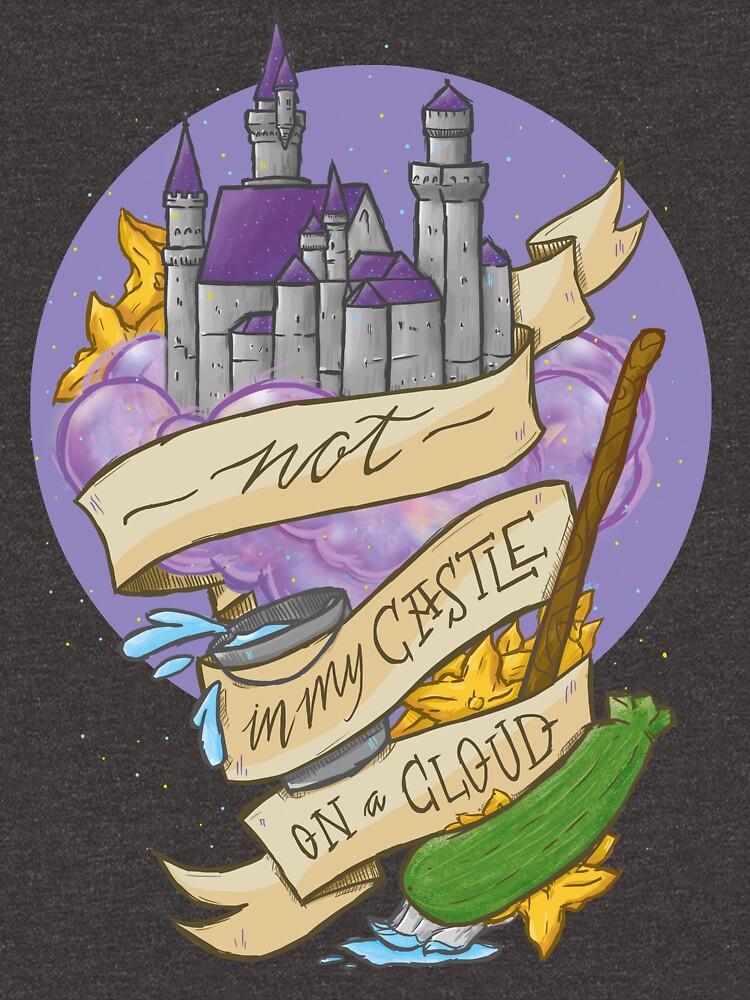 No en mi castillo en una nube de Eli-theBromercy