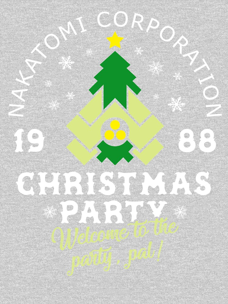 Die Hard Nakatomi Corp Christmas Party by chrismick42
