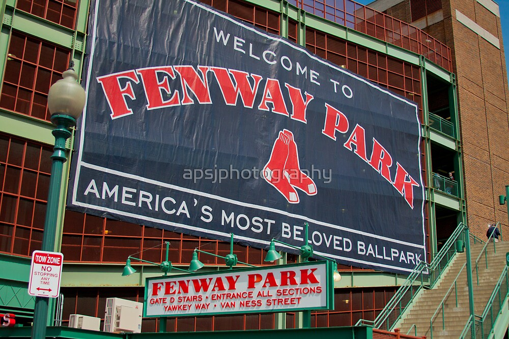 Fenway Pahk! by apsjphotography