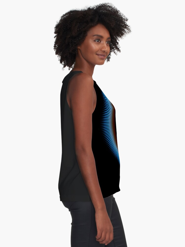 Alternate view of Eye 144 Sleeveless Top