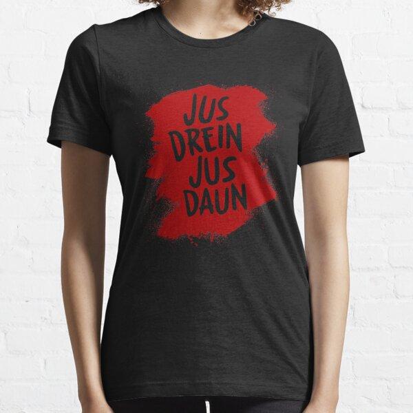 jus drein jus daun T-shirt essentiel