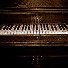 My Piano Keys by Alissa Slagle