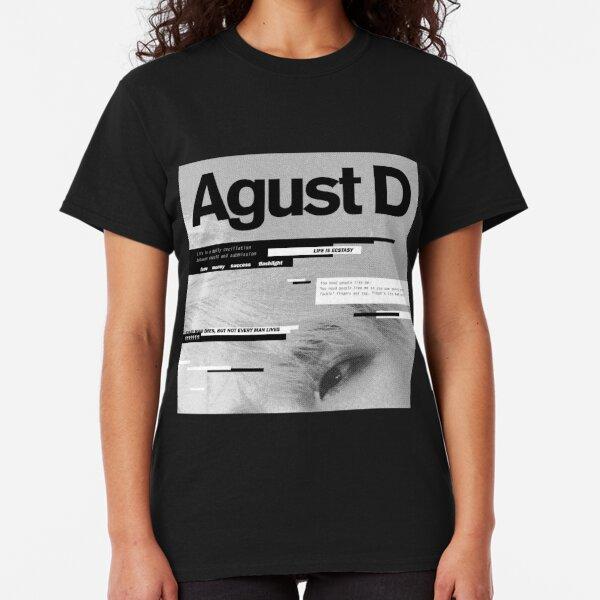 Agust D Classic T-Shirt