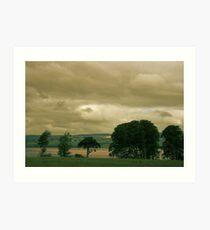Castlegrove Donegal Art Print